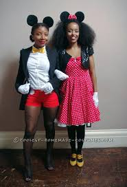 Minnie Mickey Halloween Costumes 49 Escape Images Costumes Halloween Ideas