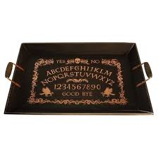 Ouija Coffee Table by Halloween Spirit Board Serving Tray Hyde And Eek Boutique Target