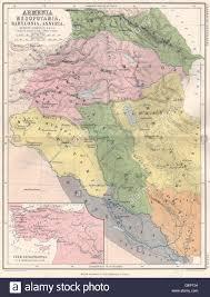 Babylonian Empire Map Ancient U0027armenia Mesopotamia Babylonia Assyria U0027 Iraq Johnston