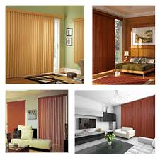 Vertical Blinds Wooden Wooden Vertical Blinds Including Installation Windowsinfashion