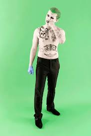Wet T Shirt Halloween Costume by How To Make Squad U0027s The Joker Costume For Halloween Brit