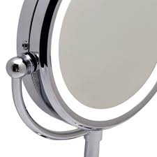 Cosmetic Mirror Led Make Up Led Mirror 6 Inch Led Cosmetic Mirror With Light Use