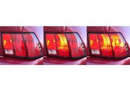 99 04 mustang sequential tail light kit tail light kit 96 04 mustang 03 04 cobra