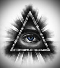 design all seeing eye by badfish1111