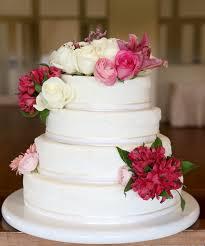 flavored wedding cake