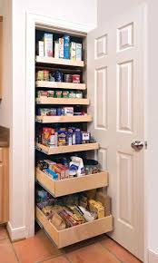 kitchen closet ideas organization for pantry closets