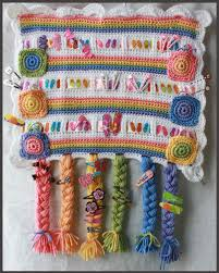hair accessories organizer rainbows hair accessories organizer 2 25 crochet garden