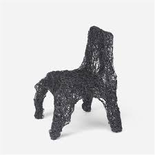 extruded chair by tom dixon on artnet