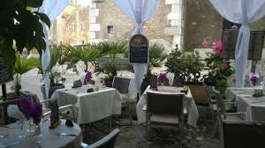 cuisine cagne chic les baux in cagnes sur mer restaurant reviews menu and prices