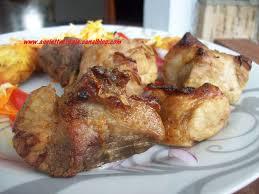 recettes de cuisine antillaise griot pork recette haitienne caribbean recipes
