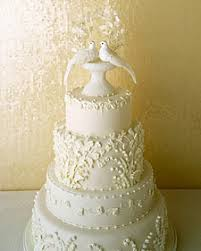 dove cake topper large arch with doves wedding cake topper the wedding