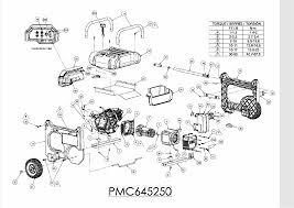 powermate 5000 wiring diagram coleman powermate 6250 parts