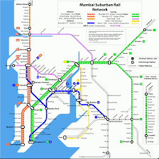 Harbor College Map Railway Station Names In Mumbai Western Central Harbour Stations