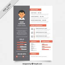 Graphic Design Resume Samples Pdf by Download Resume Templates For Graphic Designers