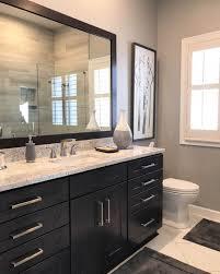 bathroom with a modernized design