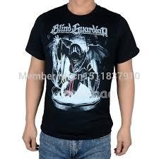 Blind Fitness Aliexpress Com Buy Blind Guardian Rock Brand Men Shirt 3d High