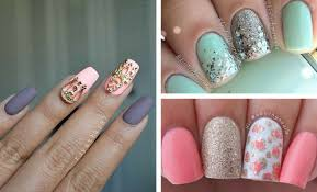 make your own girly nail art design weetnow