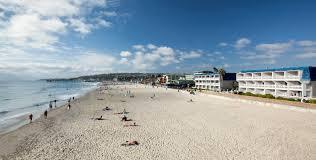 Sand Beach by Hotels Pacific Beach San Diego Blue Sea Beach Hotel San Diego