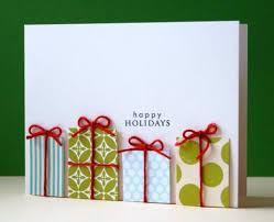 christmas cards ideas 17 beautiful diy christmas card ideas