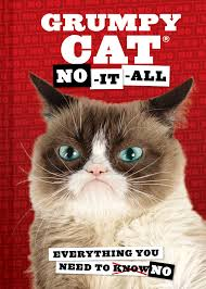 Grumpy Cat Meme No - grumpy cat no it all everything you need to no grumpy cat
