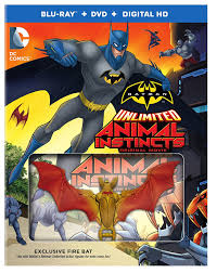 amazon com batman unlimited animal instincts blu ray dvd