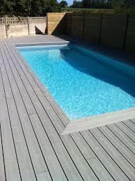 piscine sur pilotis terrasse de piscine en bois quel budget prévoir et comment choisir