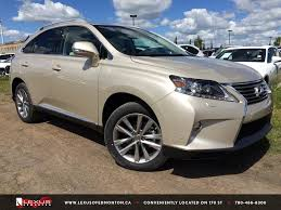 lexus suv 2016 colors new satin cashmere 2015 lexus rx 350 awd sportdesign touring
