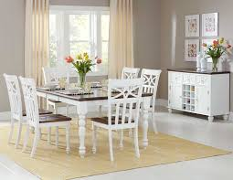 White Dining Room Sets Stunning Cottage Dining Room Table Ideas Home Design Ideas