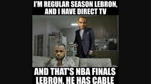 Direct Tv Meme - lebron james direct tv meme sports unbiased