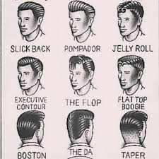 50s 60spompadour haircut 111 best 1950s hairstyles grease images on pinterest vintage hair