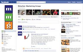 create facebook fan page 5 ways to build a sticky facebook fan page mclellan marketing group