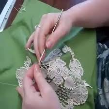 copriletti flou irlandais crochet irlandais et dentelle