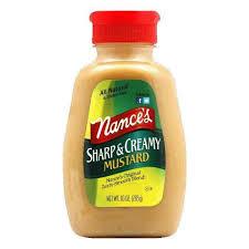 nance s mustard nance s mustard sharp 10 oz pack of 12 shop gourmet
