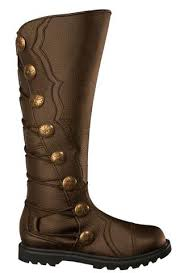 s boots knee high brown s brown leather knee high renaissance boots 9912 br house of