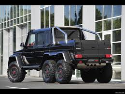 mercedes g class 6x6 2013 brabus b63s 700 6x6 based on mercedes benz g63 amg 6x6 rear