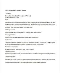 Office Administrator Resume Examples by 16 Amazing Admin Resume Examples Livecareer Office Administrator