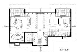 Office Space Floor Plan by Atil Kutoglu Fashion House Istanbul By Zeki Erturk Ural At