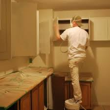 Spray Painting Kitchen Cabinets White Home Decor White Painted Kitchen Cabinets Painting Kitchen