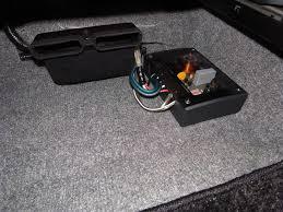 caisson sous siege p3 audio équipements complémentaires page 25 forum prius