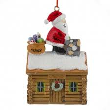 custom santa claus ornaments gifts personalized