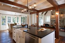 carved of stone beautiful building located in large grounds has a traditional interior and kitchen island width