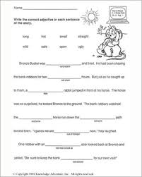 bronco buster and the bank robbers u2013 vocabulary building worksheet