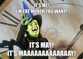 May Day Meme - idina menzel happy may day from team idina facebook