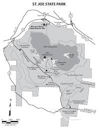 Starved Rock State Park Trail Map by St Joe State Park U2013 Missouri U2013 Planned Spontaneity