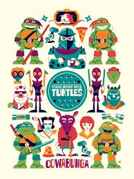 teenage mutant ninja turtles 411posters
