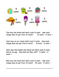 adding money worksheet by jills12 teaching resources tes
