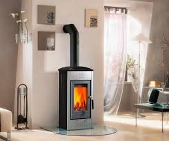 how to design contemporary wood stoves home decor inspirations