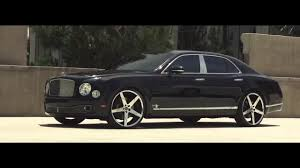 mulsanne on rims bentley mulsanne bentley mulsanne lexani wheels youtube