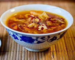 cuisine mauricienne chinoise soupe épicée et aigre recette de cuisine de l ile maurice cuisine