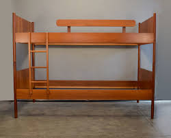 Two Twin Beds by Teak Bunkbed Or Two Twin Beds By Westnofa Sold U2014 Vintage Modern